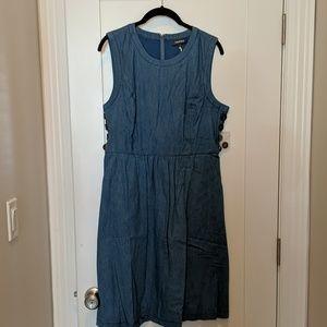 Modcloth Dresses - Being breezy A-line dress modcloth NWT!